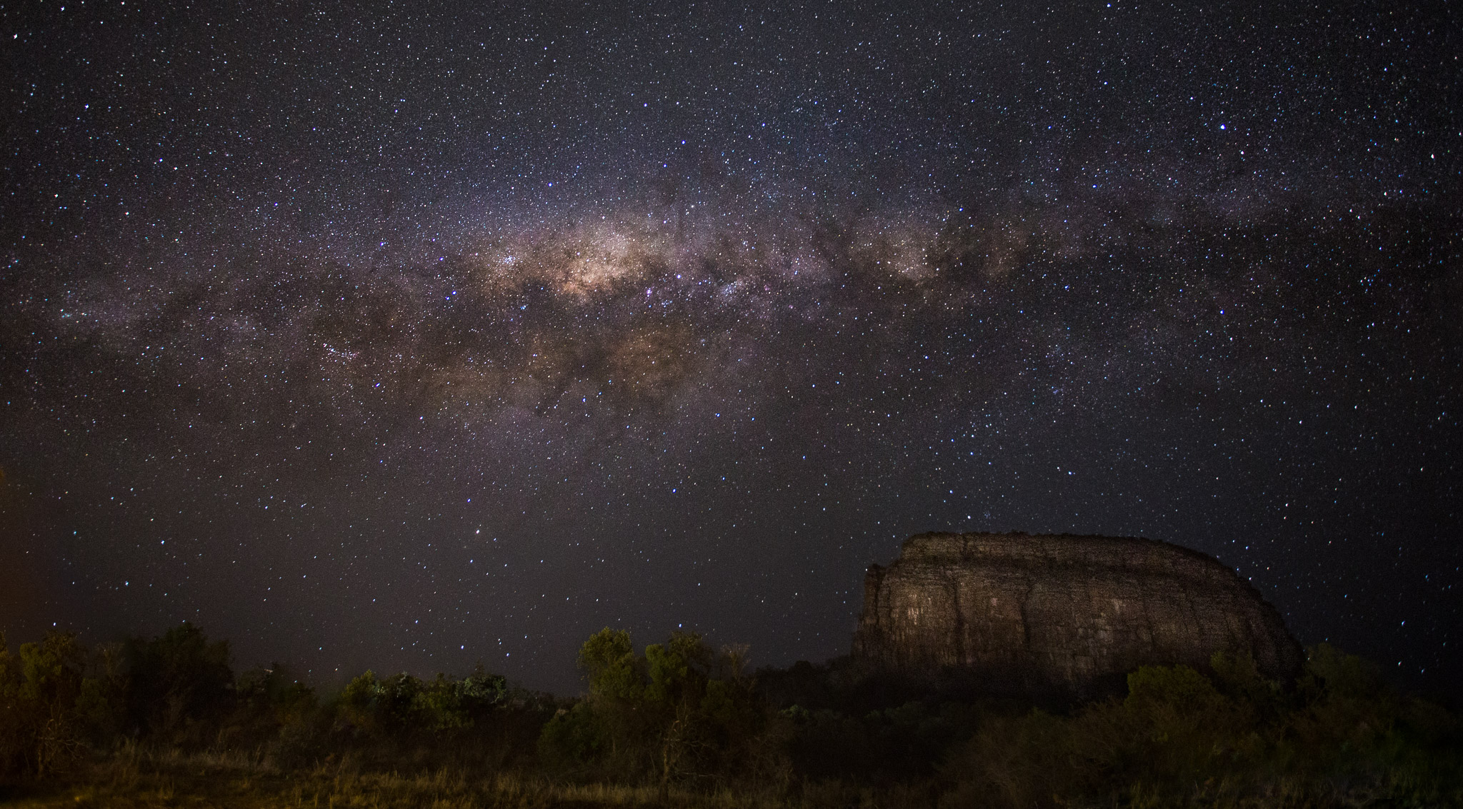 The Milkyway ~ South Africa