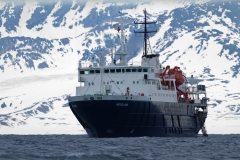 The Ortelius ~ Poolepynten, Svalbard
